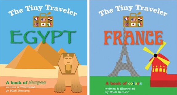 TINY TRAVELER Series
